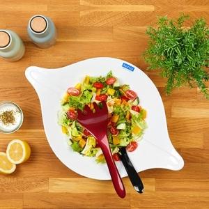 Koziol XXL Salatschale mit integriertem Besteck kostenlos bei Druckerzubehoer (MBW 9,99 Euro, zzgl. Versandkosten)