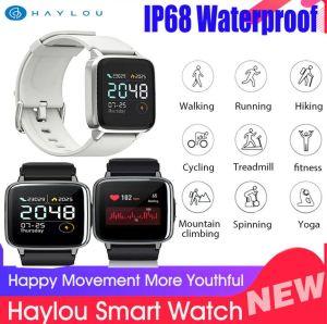 Globale Version Xiaomi Haylou LS01 Smart Watch 1.3 für nur 24,99 Euro inkl. Versand