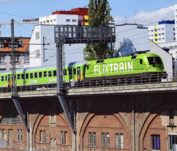 Flixtrain Sparpreise – Bahntickets ab 4,99 Euro