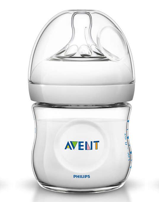 6er Pack Philips Avent Naturnah-Flasche 125ml Bulk-Verpackt BPA frei 0-12 M Anti Kolik für nur 14,99 Euro inkl. Versand
