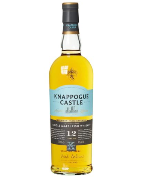 Knappogue Castle 12 Jahre Irish Whisky (1 x 0,7 l) 40 % Vol für nur 34,99 Euro inkl. Versand
