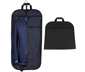 Anpro Anzugtasche (112 x 57cm) mit Schuhbeutel für 10,79 Euro statt 21,59 Euro