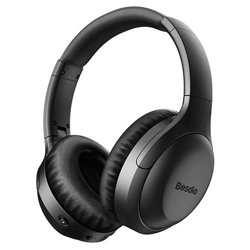 Besdio Bluetooth 5.0 Over-Ear Kopfhörer mit Noise Cancelling für nur 19,99 Euro bei Amazon