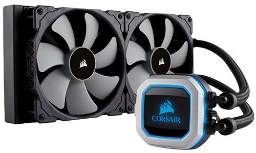 Pricedrop! Corsair Hydro H115i PRO RGB (280mm) Wasserkühlung für 88,- Euro inkl. Versand