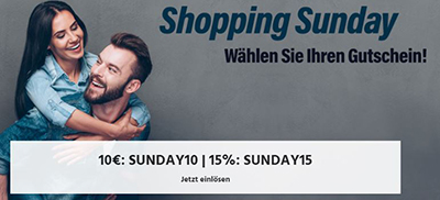 10,- Euro Rabatt oder 15% Rabatt auf das gesamte Sortiment bei Jeans-Direct je nach Bestellwert