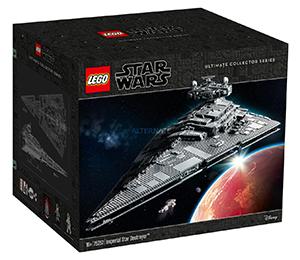 LEGO 75252 Star Wars Imperialer Sternzerstörer für nur 602,99 Euro inkl. Versand