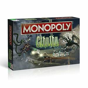 Gesellschaftsspiele Monopoly in der Cthulu Edition für nur 24,94 Euro inkl. Versand