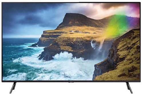 SAMSUNG GQ49Q70RGTXZG QLED TV (49 Zoll, SMART TV, 2700 PQI) für nur 647,- Euro inkl. Versand (statt 749,- Euro)