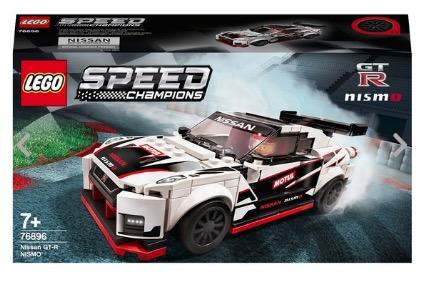 LEGO 76896 Speed Champions Nissan GT-R NISMO für 15,37 Euro