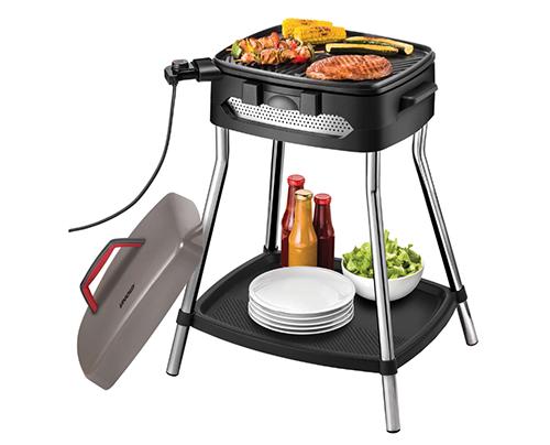 Unold Barbecue Power 58580 Standgrill mit Ablagefläche für nur 77,- Euro inkl. Versand