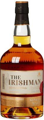 Walsh Whisky Distillery The Irishman Single Malt (1 x 0,7 l) 40 % Vol für nur 19,99 Euro inkl. Versand