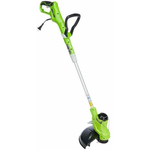 Greenworks Rasentrimmer elektrisch mit Faden 33cm 600W grün für nur 36,99 Euro inkl. Versand