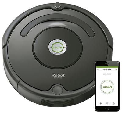 iRobot Roomba 676 Staubsaugerroboter ab nur 183,99 Euro inkl. Versand
