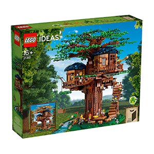 LEGO 21318 Ideas Baumhaus für nur 164,98 Euro inkl. Versand