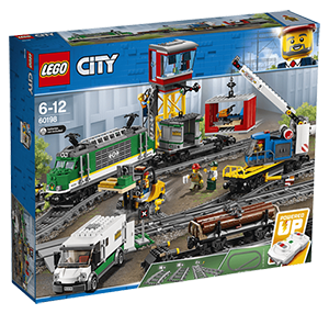LEGO City 60198 Güterzug für nur 114,99 Euro inkl. Versand (statt 140,- Euro)