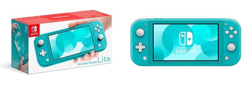 Nintendo Switch Lite Konsole für nur 179,- Euro inkl. Versand