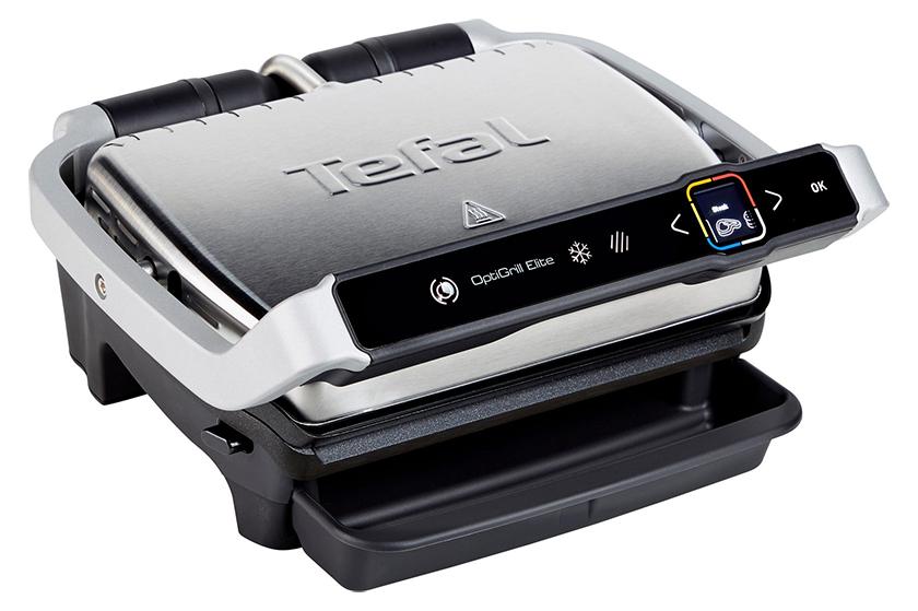 Tefal Kontaktgrill GC750D OptiGrill Elite für nur 173,59€ inkl. Versand