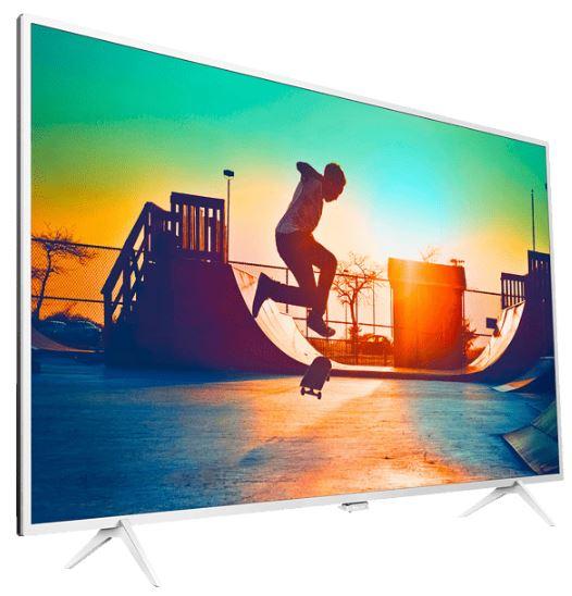 PHILIPS 65 Zoll UHD Smart TV (5000 PPI, Ambilight 3-seitig) + PHILIPS 32 Zoll Full-HD Smart TV (500 PPI, Ambilight 2-seitig) für nur 2.299,- Euro inkl. Versand