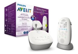Philips Avent Audio-Babyphone SCD733/26 für 87,19 Euro