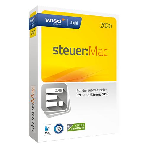 Buhl WISO steuer:Mac 2020 für nur 19,- Euro inkl. Versand
