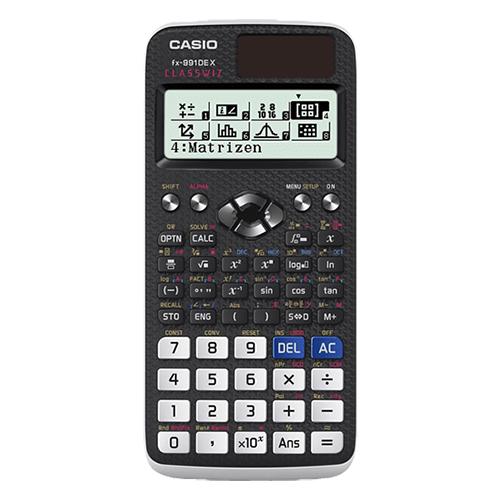 CASIO FX-991DE X Taschenrechner für nur 22,- Euro inkl. Versand