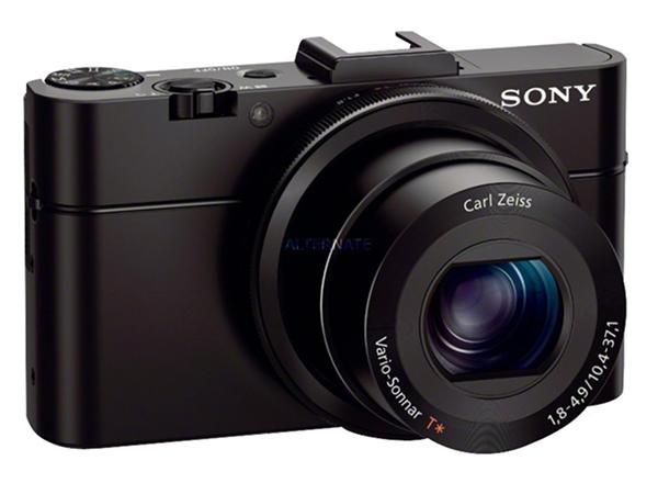 Sony Cyber-shot DSC-RX100 II Digitalkamera für nur 305,99 Euro (statt 340,- Euro)