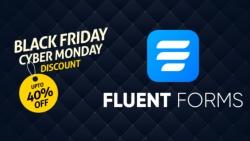 Endet heute: WP Fluent Forms Pro Formular Plugin für WordPress mit 40% Rabatt