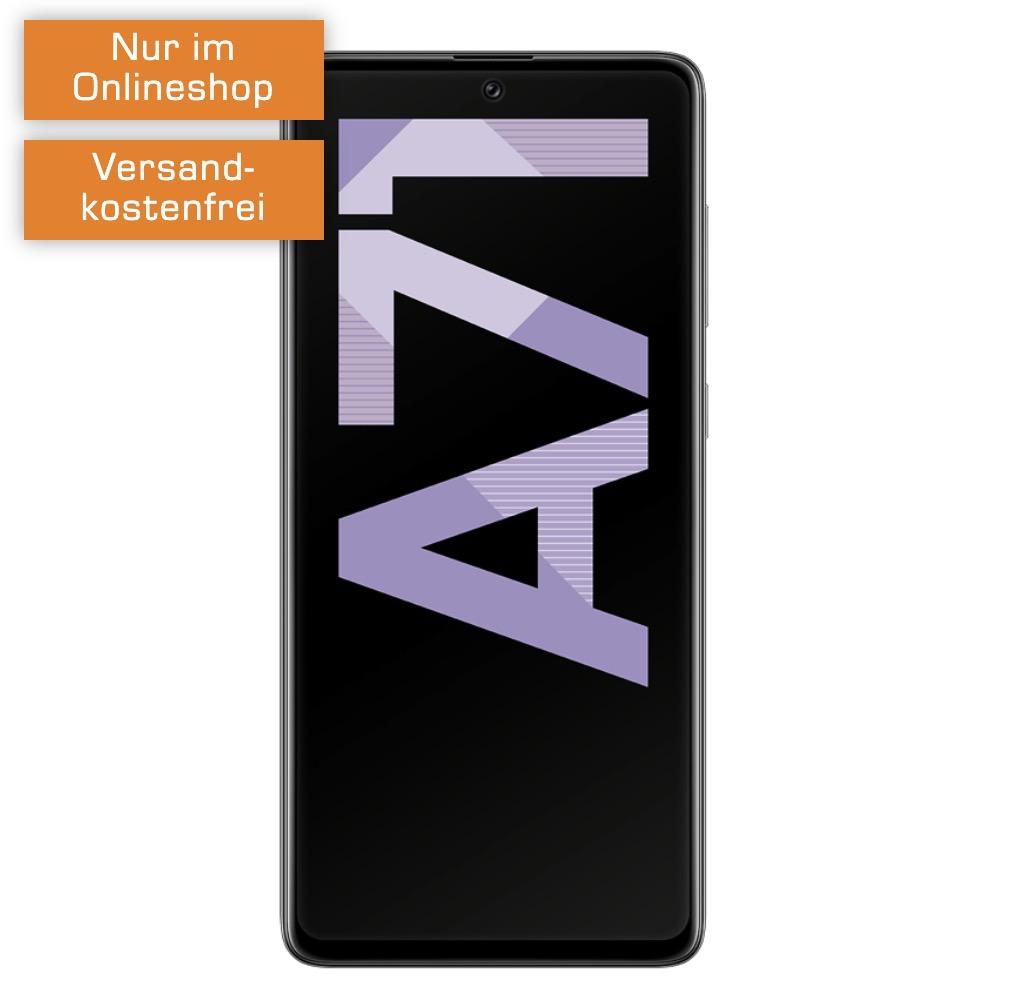Super Select S Allnet-/SMS-Flat mit 3GB für mtl. 14,99 Euro + Samsung Galaxy A71 für nur einmalig 29,- Euro