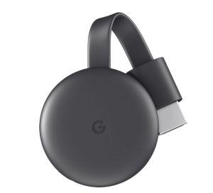 GOOGLE Chromecast Streaming Player 3. Generation ab 29€