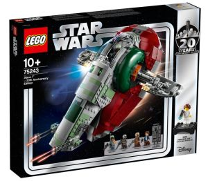 Lego 75243 Star Wars Slave I für nur 79,90 Euro inkl. Versand