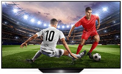 LG OLED55B9DLA OLED TV (55 Zoll, UHD 4K, SMART TV, webOS 4.5) für nur 1.116,90 Euro inkl. Versand