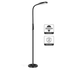 Miroco MI-DL001 LED-Stehlampe mit 1800 Lumen für 29,99 Eruo statt 46,99 Euro