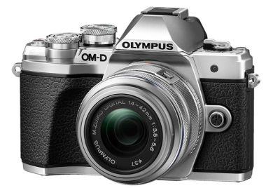 Olympus OM-D E-M10 Mark III Kamera (16.1 Megapixel mit Objektiv 14-42 mm) für nur 399,- Euro inkl. Versand