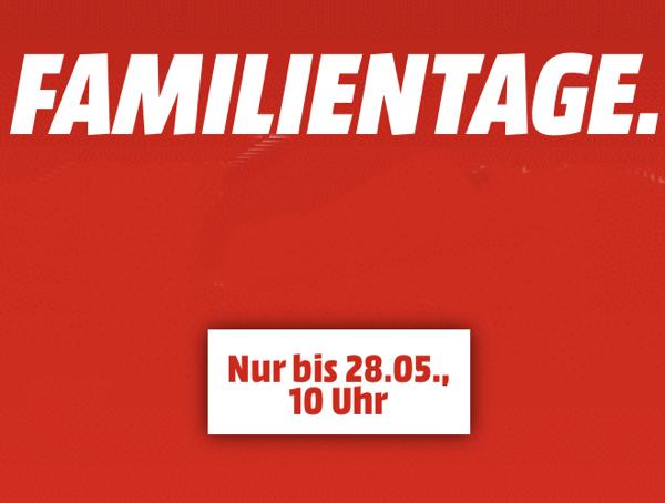 Media Markt Familientage – z.B. ACER H6522ABD Full HD Beamer für nur 455,99 Euro
