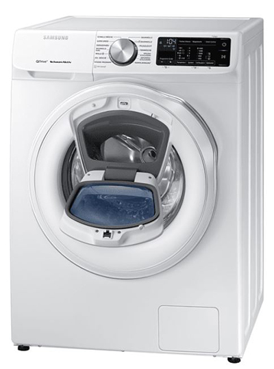 SAMSUNG WW7GM640SQW/EG Waschmaschine (7 kg, 1400 U/Min.) für nur 459,- Euro inkl. Versand