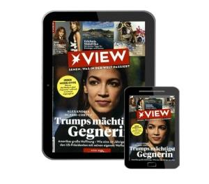 View Digital E-Paper im Prämien-Abo ab 25€ und dazu Prämien im Wert von bis zu 25€