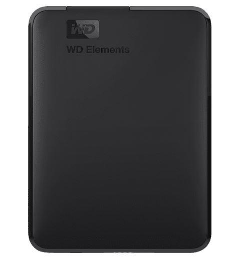 WD Elements 5 TB 2,5 Zoll externe Festplatte für nur 99,- Euro