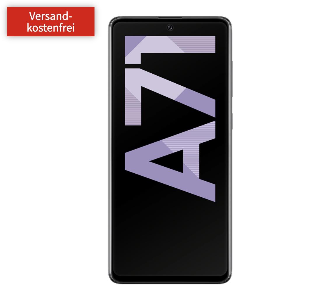 O2 All-In M 12GBTarif für mtl. 19,99 Euro + Samsung Galaxy A71 für nur einmalig 47,77 Euro