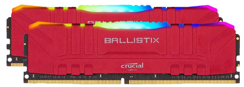 CRUCIAL Ballistix Arbeitsspeicher (16 GB DDR4-3200 CL16) für nur 77,01 Euro inkl. Versand
