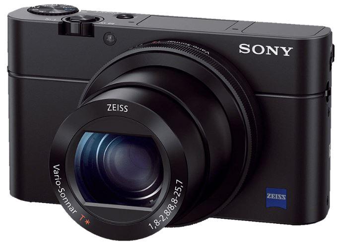 SONY Cyber-shot DSC-RX100 III Zeiss Digitalkamera für nur 389,- Euro inkl. Versand