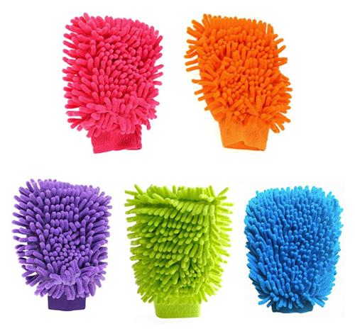 Donci Autowaschhandschuhe in verschiedenen Farben für nur 5,99 Euro bei Amazon