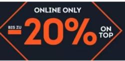 SportScheck: Bis zu -20% auf ausgewählte Kleider & Röcke