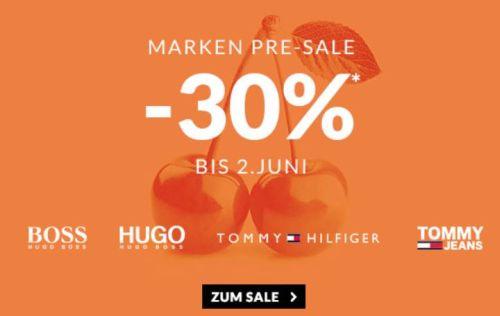 Engelhorn Flash Sale mit 30% Rabatt auf ausgewählte Marken!