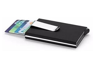 Charminer Kreditkartenetui mit GEldklammer für 4,- Euro statt 9,99 Euro