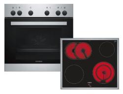 Siemens EQ110KA0EE Einbauherd-Set für 357,93 Euro