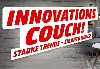 MediaMarkt Innovations-Couch mit günstigen Angeboten