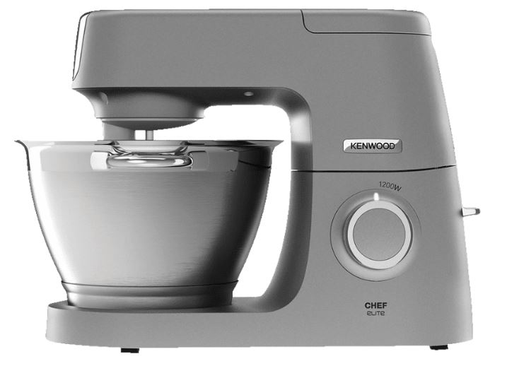 KENWOOD KVC 5391 S Chef Elite Küchenmaschine inkl. 6 Zubehörteile ab 434€ inkl. Versand
