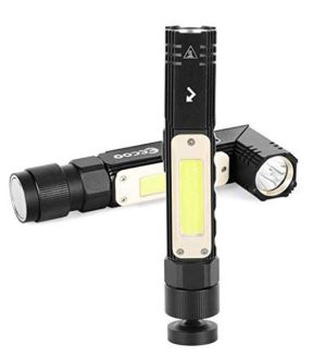 LED Taschenlampe (800 Lumen) für nur 9,99 Euro inkl. Versand
