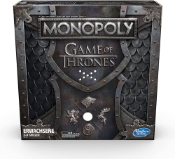 Hasbro Gaming E3278100 Monopoly Game of Thrones Edition für nur 25,20 Euro inkl. Prime Versand