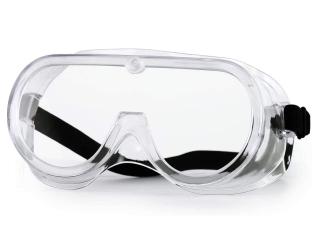 Staubdichte Nasum HDH45 Schutzbrille für Werkstatt oder Baustelle